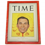 1949 Time Magazine with Ben Hogan on Cover - January 10th