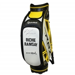 Richie Ramsey Signed Personal RBZ TaylorMade Tour Bag JSA ALOA