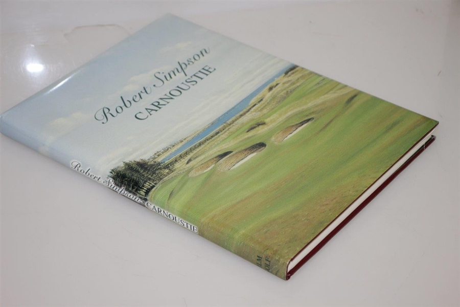 'Robert Simpson - Carnoustie'  Book by Jack L. Mishler
