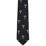 1922 Walker Cup Trophy Robert Talbott Navy Blue Tie