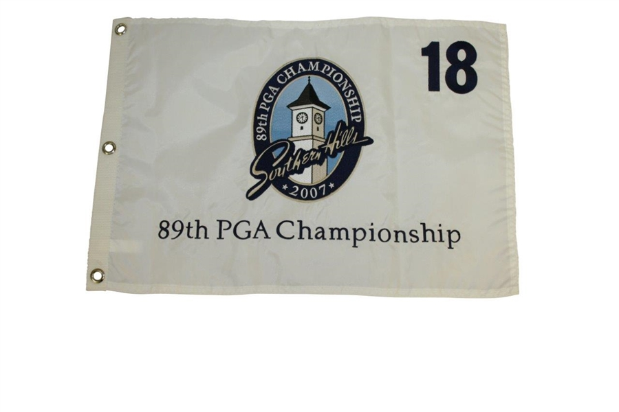 2007 PGA, Handa Cup, Western Open, Buick Open & Others Flags - 6 Total
