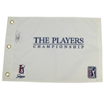 Rickie Fowler Signed The Players Championship TPC Sawgrass Flag JSA #EE88060