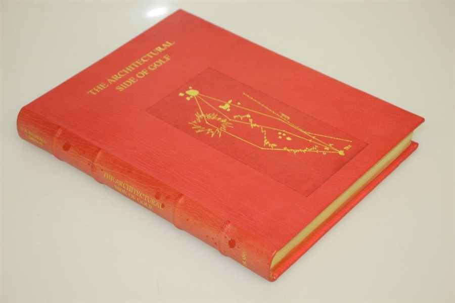 The Architectural Side of Golf by HN Wethered & T Simpson Limited Ed #21 of 65