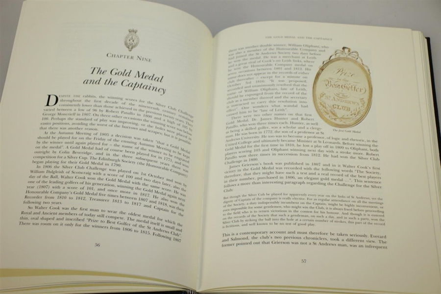 Challenges & Champions - The Royal & Ancient Golf Club 1754 - 1883 LE Signed by Author