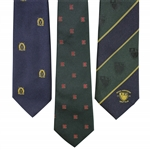 Royal Dornoch, Royal Aberdeen & Lord Cawdor Dress Ties