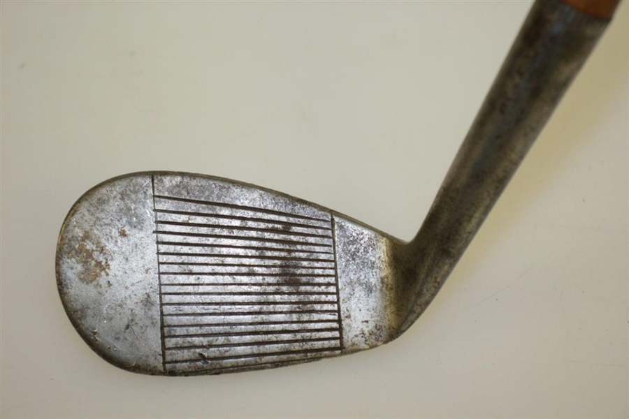Tom Stewart of St Andrews Special Hand Forged 7 Mashie Niblick
