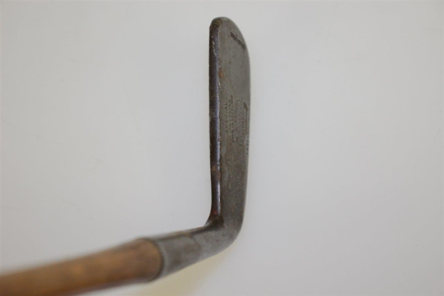 Tom Stewart of St Andrews Special Hand Forged Ord. Putter
