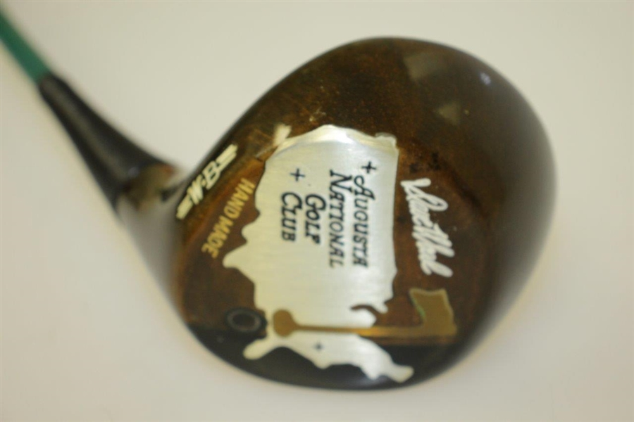 Augusta National Dave Wood Persimmon Driver - Very Good Condition