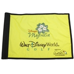 Walt Disney Worlds Magnolia Golf Course Flown Flag - Arnold Palmer Management