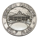1988 Masters Tournament Silver Runner-Up Medal Awarded to Mark Calcavecchia