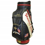 Mark Calcavecchias Personal 2002 Ryder Cup Team Issued & Used Golf Bag - 2001