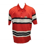 Mark Calcavecchias 1989 OPEN Championship Final Round Worn Sunday Shirt - Winner!