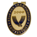 Mark Calcavecchias 2000 PGA Championship at Valhalla Contestant Money Clip
