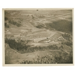 Early 1930s Augusta National Golf Club Aerial Type 1 Original Photo of Grounds