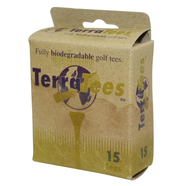Classic Terra Tees in Original Box - Fully Biodegradable - Crist Collection