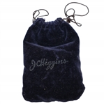 JC Higgins Purple Velvet Tee Bag with Tees - Crist Collection