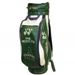 Phil Mickelson Signed & Used Phoenix Open Yonex Bag JSA FULL #Y54759