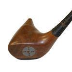 Dwight J.W. Conic Shaped Head Driver w/ Brass Back Weight - Very Good Condition