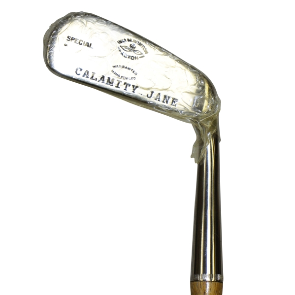 Calamity Jane Putter Hand Forged by WM M. Winton Acton Replica - Excellent Condition