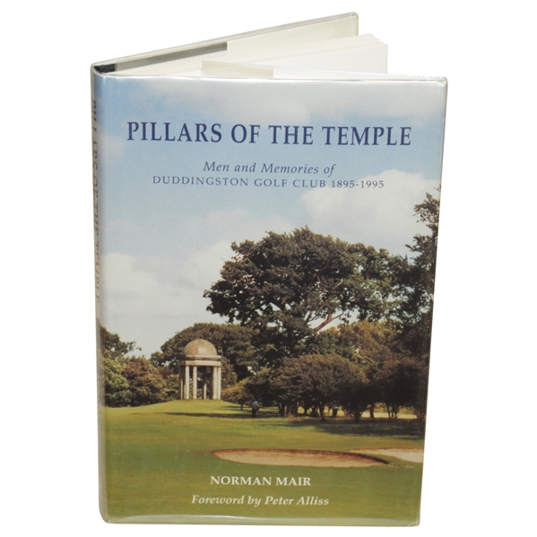 Pillars of the Temple - Men and Memories of the Duddingston GC 1895-1995