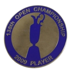 Mark Calcavecchias 2009 OPEN Championship at Turnberry Contestant Badge