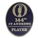 Mark Calcavecchias 2015 OPEN Championship at St. Andrews Contestant Badge