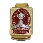 Mark Calcavecchias 1998 PGA Championship at Sahalee Contestant Money Clip