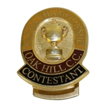 Mark Calcavecchias 2003 PGA Championship at Oak Hill Contestant Money Clip