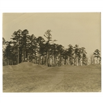 Early 1930s Augusta National Golf Club Original Photo of 17th Hole
