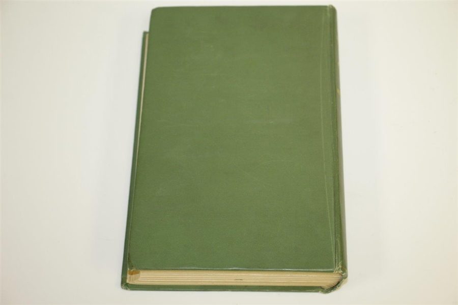 1919 'Fifty Years of Golf' Book by Horace G. Hutchinson 1st Ed