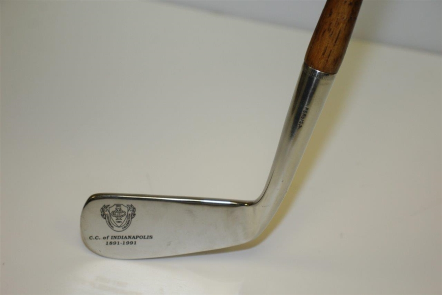 W.M. Winton Hand Forged Calamity Jane Replica Putter with Engraved Face - CC of Indianapolis