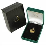 Augusta National Golf Club 14k Logo Pendant from Member Shop
