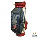 1995 Ryder Cup at Oak Hill Commemorative Golf Bag - Unused Condition