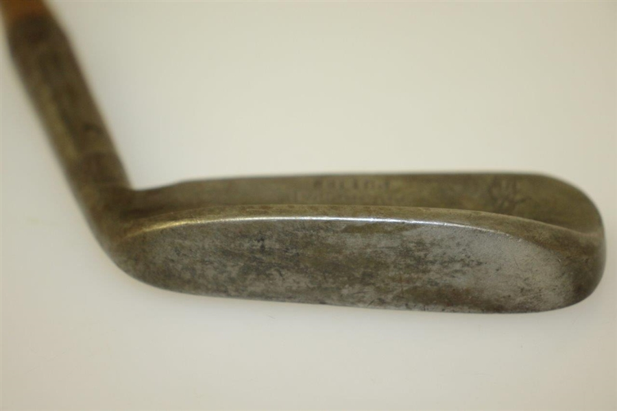 Vintage Hand Forged 'Aristocrat' Flanged Putter