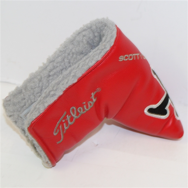 Scotty Cameron 2008 Red X Headcover