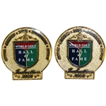 Deane Bemans 2012 World Golf Hall of Fame Induction Ceremony Pins