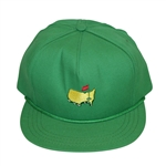 Classic Augusta National Golf Club Logo Only Lt Green Hat - Made by CaliFame