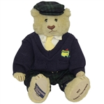 1997 Masters Tournament Ltd Ed #19/100 Cooperstown Bear