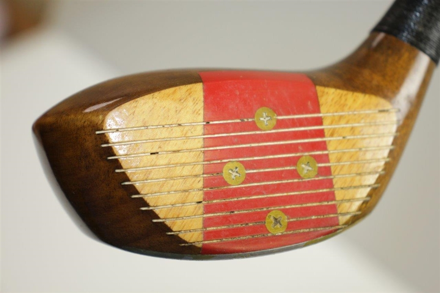 Ben Hogan 1953 Commemorative Oil Hardened Driver K82054