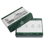 Full Dozen Unused Augusta National Golf Club Logo Pro-V1 Golf Balls in Original Sleeves & Box