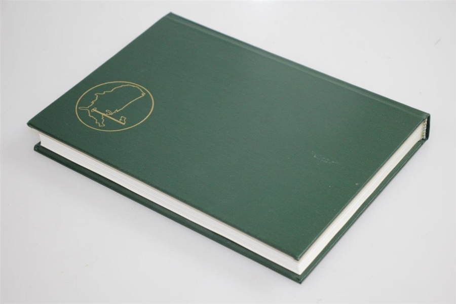 'The Story of Augusta National Golf Club' Book by Clifford Roberts with Slip Case - 1976