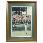 """Eagle"" Jack Nicklaus Winner 1986 Masters Celebrity Edition Photograph by Brian Morgan"
