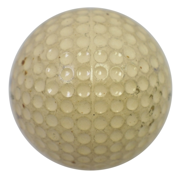 Circa 1930's Bobby Jones Signed PGA Championship Blue Dot Golf Ball FULL JSA #BB52877