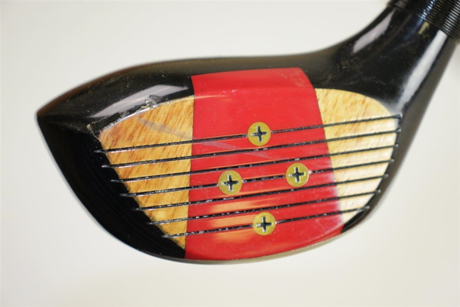 Limited Edition Arnold Palmer '1954' Driver #0002 with Palmer Signature on Sole