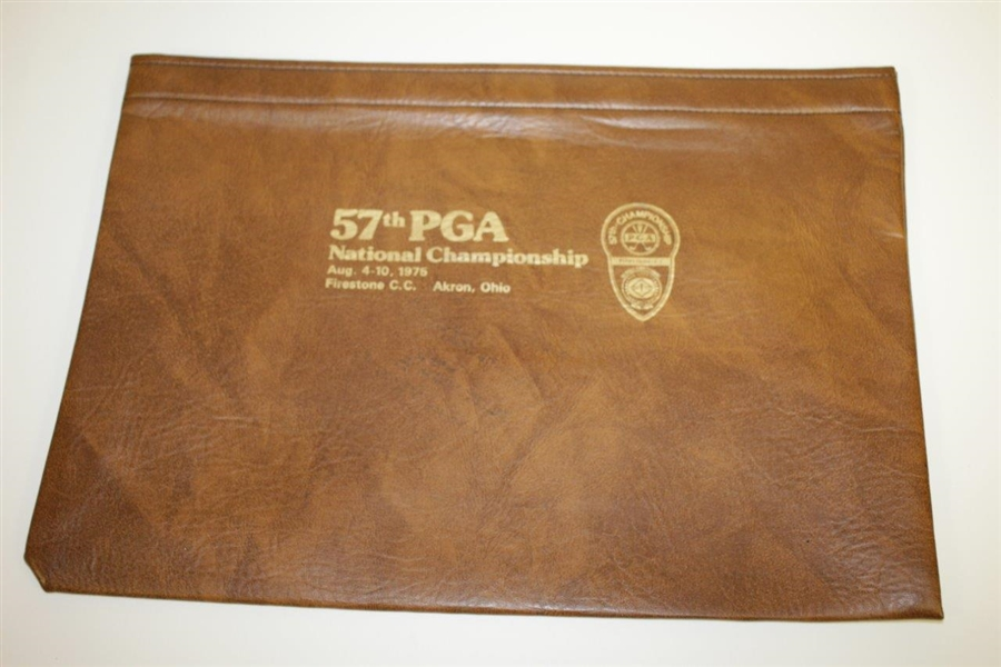 Tournament Press Containers Collection - 1986 US Open, 1975 PGA Champ & Others