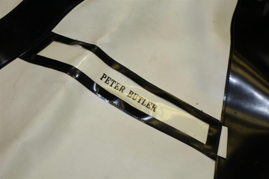 Two Competitor Travel Bags - Peter Butler (Ryder Cup) & The President's Cup