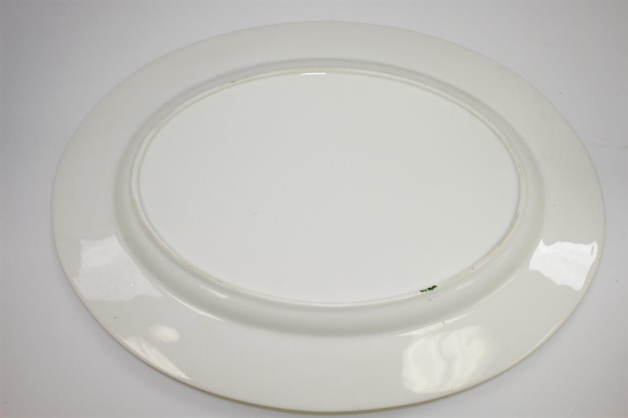 Isleworth Member's Gift Porcelain Decorative Plate by Bill Waugh