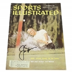 Jack Nicklaus Signed September 12, 1960 Sports Illustrated Magazine JSA ALOA - First of 20 S.I. Covers