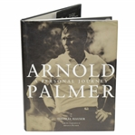 "Arnold Palmer Signed A Personal Journey"" Book by Thomas Hauser JSA ALOA"