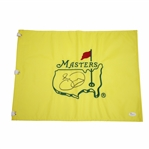 Jason Day Signed Undated Masters Embroidered Flag JSA #R18476